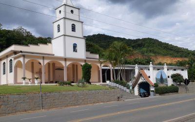 Luiz Alves terá missa e carreata de Nossa Senhora Aparecida nesta terça-feira