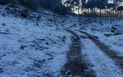 SC terá 'queda violenta' na temperatura com frio intenso